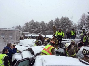 (Foto: Maine State Police And Maine Emergency Management, Stephen McCausland/AP)