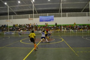 Time do Sub-15 no Campeonato de Futsal  Iguaí  (Foto: Iguaí mix)