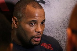"Cormier acredita que Anthony Johnson não é ""mistura de King Kong com Godzilla"" (Foto: Evelyn Rodrigues)"