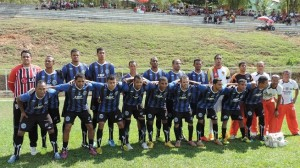 Equipe do ipitanga Vice Campeã do Municipal  (Foto: Iguaí Mix)