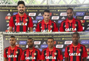 (Foto: Williams Aguiar/Sport Club do Recife)