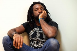 ​Marlon James (Foto: Jeffrey Skemp)